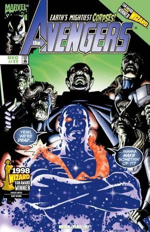AVENGERS (1997 3RD SERIES) #11