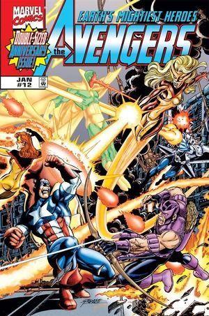 AVENGERS (1997 3RD SERIES) #12