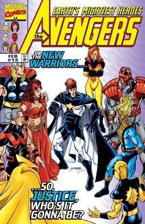 AVENGERS (1997 3RD SERIES) #13