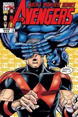 AVENGERS (1997 3RD SERIES) #14