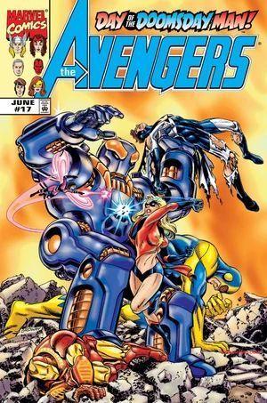 AVENGERS (1997 3RD SERIES) #17