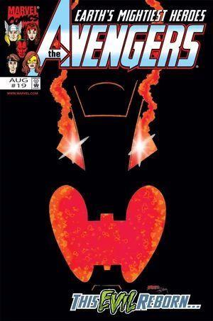AVENGERS (1997 3RD SERIES) #19