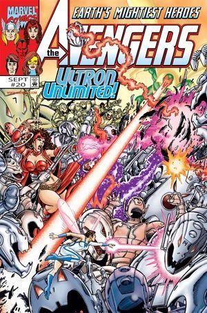 AVENGERS (1997 3RD SERIES) #20