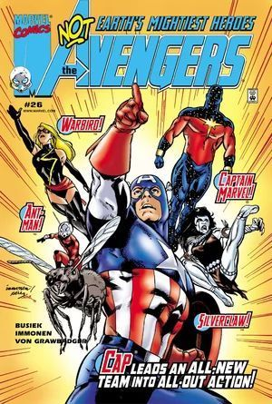 AVENGERS (1997 3RD SERIES) #26