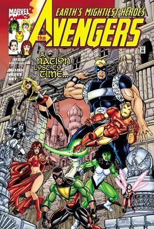 AVENGERS (1997 3RD SERIES) #29