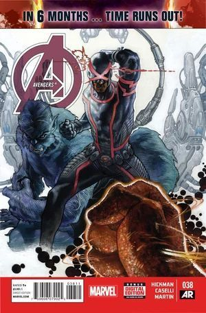 AVENGERS (2013 5TH SERIES) #38