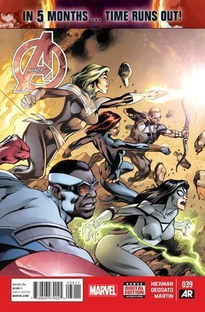 AVENGERS (2013 5TH SERIES) #39