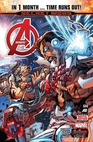 AVENGERS (2013 5TH SERIES) #44
