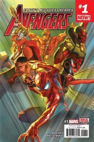 AVENGERS (2016 6TH SERIES) #1