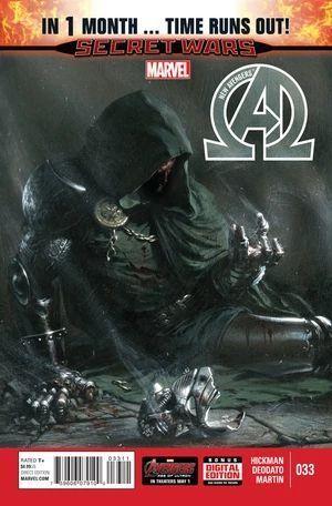 NEW AVENGERS (2013 3RD SERIES) #33