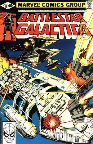 BATTLESTAR GALACTICA (1979) #13