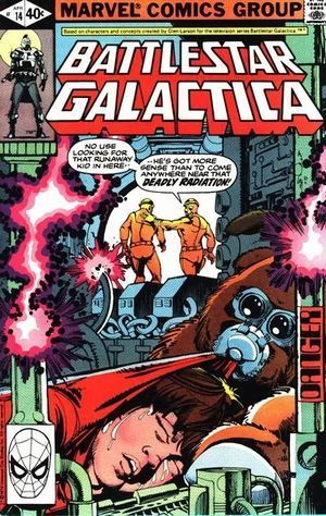 BATTLESTAR GALACTICA (1979) #14