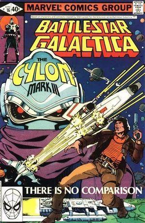 BATTLESTAR GALACTICA (1979) #16