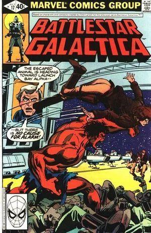 BATTLESTAR GALACTICA (1979) #17