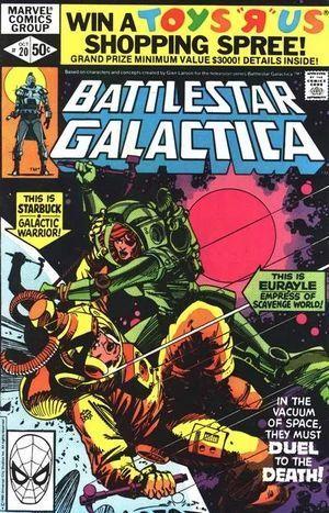 BATTLESTAR GALACTICA (1979) #20