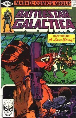 BATTLESTAR GALACTICA (1979) #22