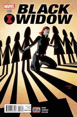 BLACK WIDOW (2016) #3