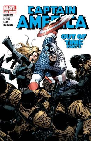 CAPTAIN AMERICA (2004 5TH SERIES) #3