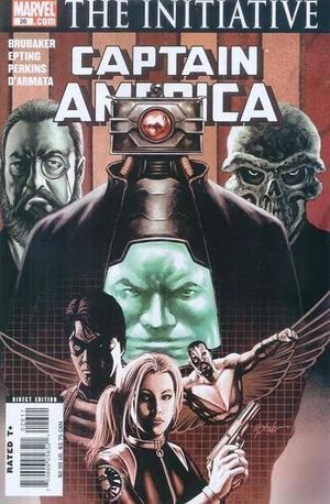 CAPTAIN AMERICA (2004 5TH SERIES) #26