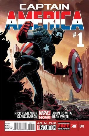 CAPTAIN AMERICA (2013 7TH SERIES) #1