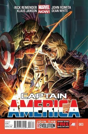CAPTAIN AMERICA (2013 7TH SERIES) #3