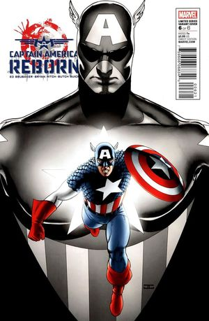 CAPTAIN AMERICA REBORN (2009) #6B