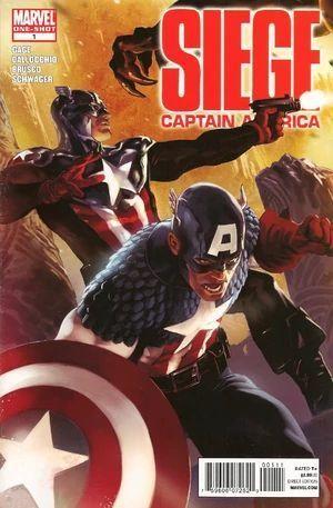 SIEGE CAPTAIN AMERICA (2010) #1