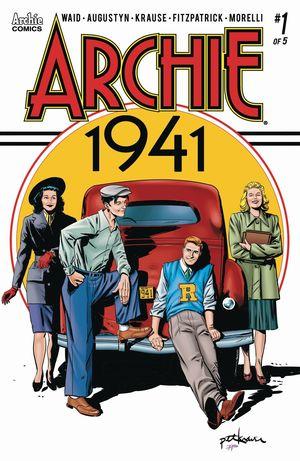 ARCHIE 1941 (2018 ARCHIE) #1