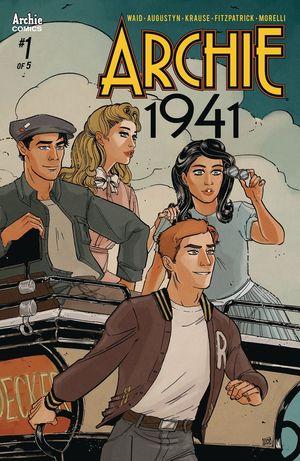 ARCHIE 1941 (2018 ARCHIE) #1B
