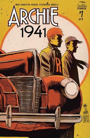 ARCHIE 1941 (2018 ARCHIE) #1C