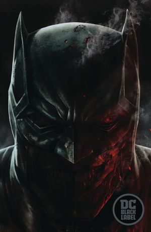 BATMAN DAMNED (2018) #1