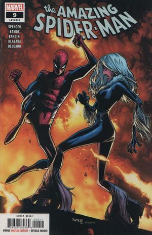 AMAZING SPIDER-MAN (2018 6TH SERIES) #9