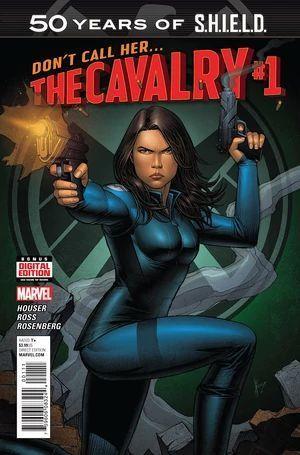 CAVALRY S.H.I.E.L.D 50TH ANNIVERSARY (2015) #1