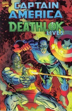 CAPTAIN AMERICA DEATHLOK LIVES TPB (1993) #1