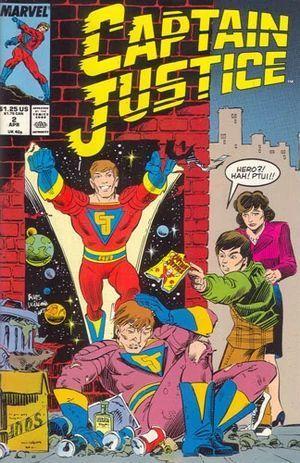 CAPTAIN JUSTICE (1988) #2