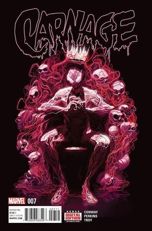 CARNAGE (2015 2ND SERIES) #7