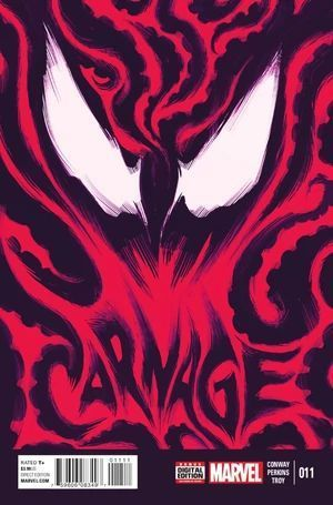 CARNAGE (2015 2ND SERIES) #11