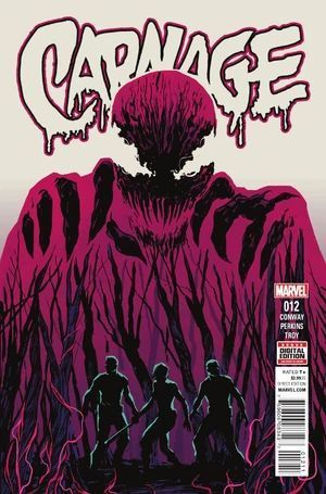 CARNAGE (2015 2ND SERIES) #12