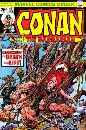 CONAN THE BARBARIAN (1970) #41