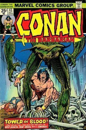 CONAN THE BARBARIAN (1970) #43