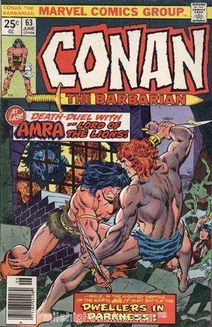 CONAN THE BARBARIAN (1970) #63