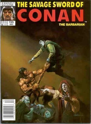 SAVAGE SWORD OF CONAN (1974) #155