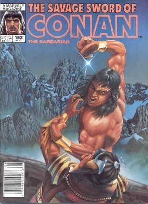 SAVAGE SWORD OF CONAN (1974) #163