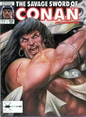 SAVAGE SWORD OF CONAN (1974) #169