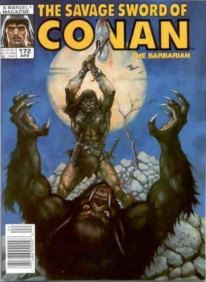 SAVAGE SWORD OF CONAN (1974) #172