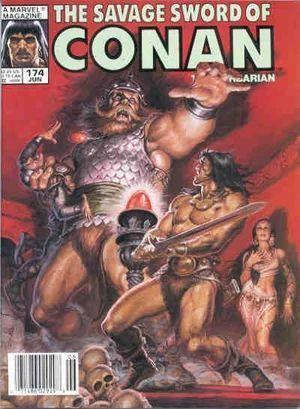SAVAGE SWORD OF CONAN (1974) #174