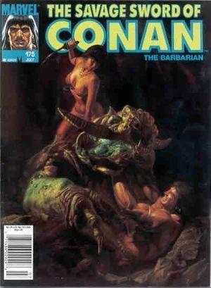 SAVAGE SWORD OF CONAN (1974) #175
