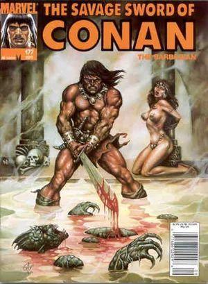 SAVAGE SWORD OF CONAN (1974) #177