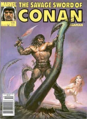 SAVAGE SWORD OF CONAN (1974) #178