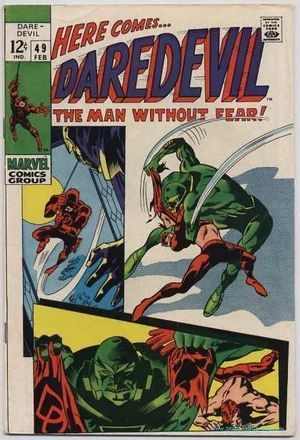 DAREDEVIL (1964 1ST SERIES) #49
